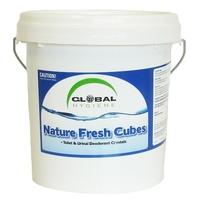 Global Nature Fresh Urinal Cubes