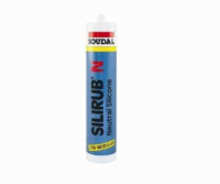 310ml SEALANT CLEAR SILIRUB 2