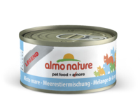 Almo Nature Legend Cat Cans - Mixed Seafood 70g x 24