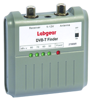 Labgear Digital TV DVBT Signal Meter