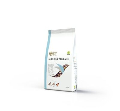 Henry Bell Superior Seed Mix 1kg