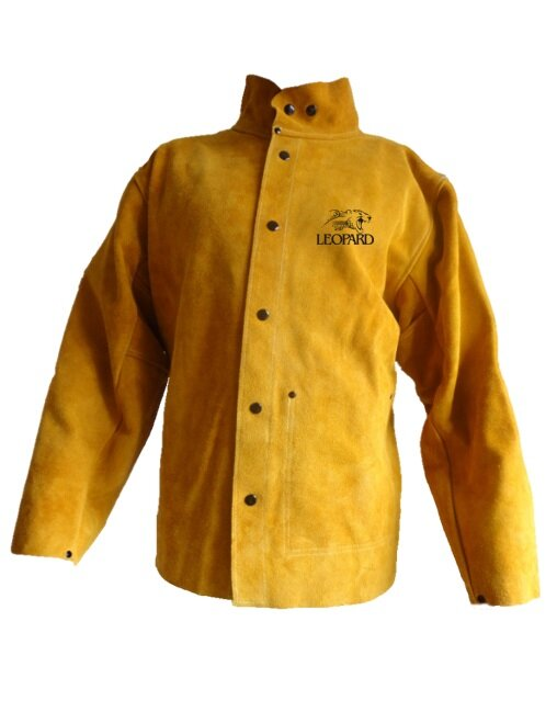 Gold Welders Jacket