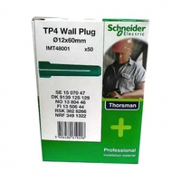 THORSMAN TP 4 GREEN WALLPLUGS