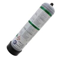 Disposable Bottle of Argon Gas