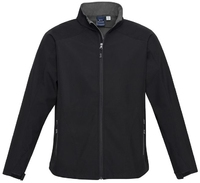 Mens Geneva Softshell Jacket 3000mm