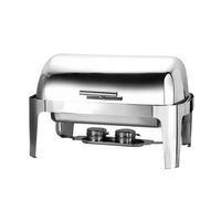 Chafing Dish Roll Top Electric 8.5Litre