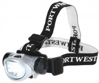 PA50 LED Head / Helmet Light