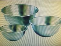 Whipping Bowl Stainless Steel 20cm Diameter 2Litre