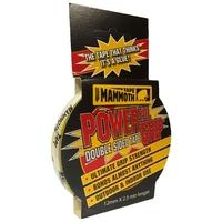 Mamoth Power Grip Tape  25mm x 2.5mtr