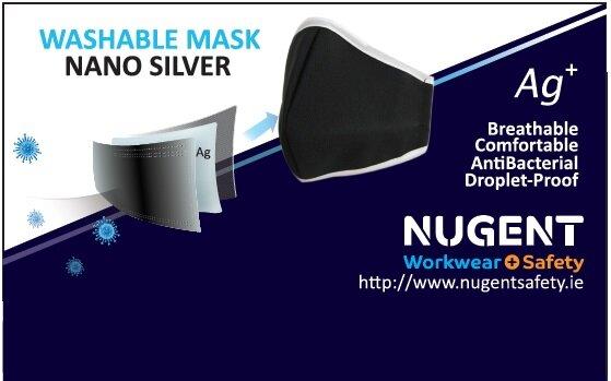 Nano Fabric Washable Mask