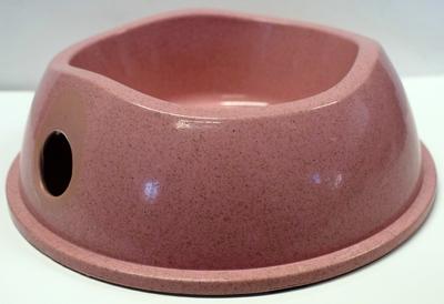 Dog Life Non-Tip Non-Slip Bio-Plastic Wheat Bowl 960ml x 1