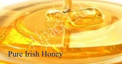 honey label