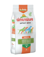 Almo Nature Holistic Medium Adult Dog  - Lamb & Rice 2kg
