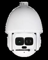 IC Realtime 2MP H.265 30x Optical 150m IR Auto-Tracking PTZ Dome with Audio/Alarm I/O