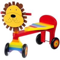 wooden Lion Trike