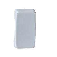 Ultimate Grid Rocker Cap Painted White