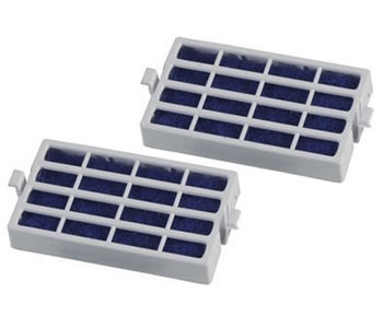 Whirlpool Microban Anti-Bacterial Air Filter (Pack Of 2) Compatible.