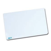 ACT ISO-B PRINTABLE PROXIMITY CARD (PACK 10)