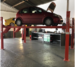 TARANTO 4 post 4Ton 4.9Mtr Car Lift  ECONOMY TYPE 4P4T4.9MECO