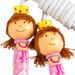 Princess Skipping Rope - close-up