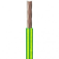 LSF PVC Single Cable 10sq Green / Yellow