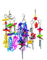 Beaks Explorer Mix Bird Toys 32cm x 6