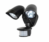 Jupiter 6w LED Twinspot with PIR Sensor
