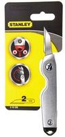 STANLEY 0-10-598 110MM FOLDING POCKET KNIFE