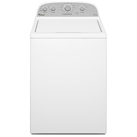 Whirlpool 15KG Washer 6th Sense 3LWTW4815FW American Style Commercial Washing Machine