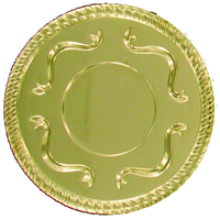 60mm Gold Coin (Suits 25/50mm Centre) | TC98