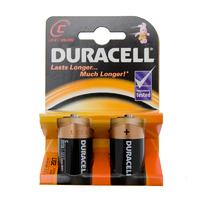 Duracell Batteries Size C (2pk x 10) Bulk Pack