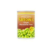 Tin Peas (Marrowfat)-Hobson's Choice-(3.09kg)