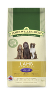 James Wellbeloved Senior Dog - Lamb & Rice 2kg