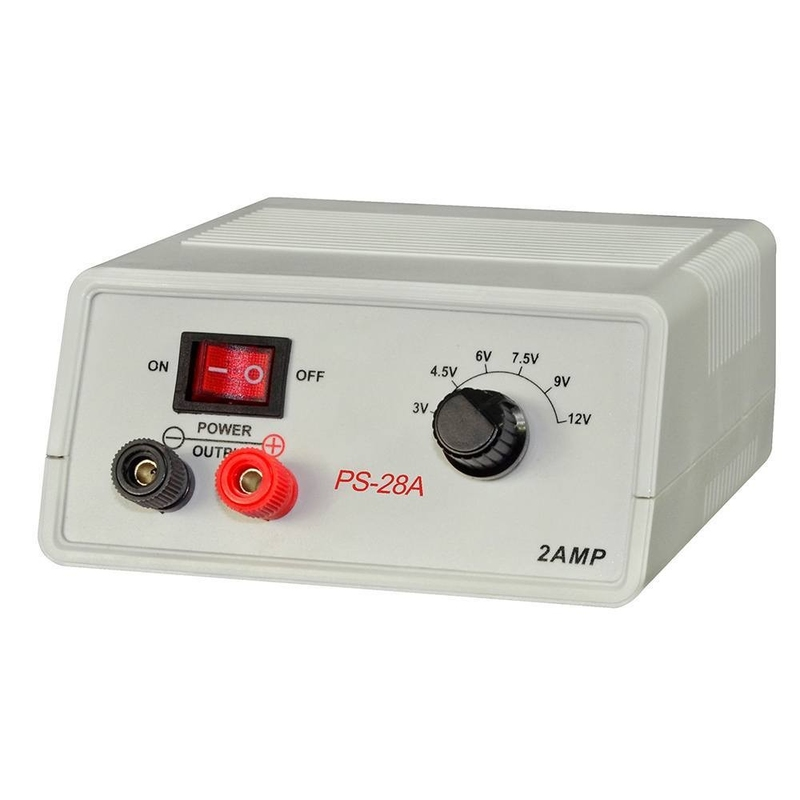 PS-28A DC POWER SUPPLY