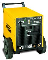 Deca T-ARC 530E AC H/D Welder 230/400V