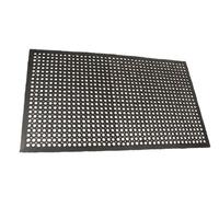Black Rubber Ramp Mat, 0.9m x 1.5m