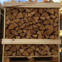 KILN DRIED BIRCH FIREWOOD 1.173 M3 CRATE FREE DELIVERY WITHIN 20 MILES