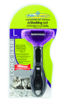 Furminator Deshedding Tool Cat Long Hair L x 1