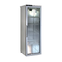 Foster S/Line Fridge Glass Door 410Ltr 600x650x1875mm XR415G