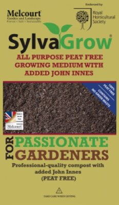 Melcourt Sylvagrow Compost Multi-Purpose with added John Innes 15lt