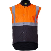 CT Oilskin Vest Hi Vis Day/Night