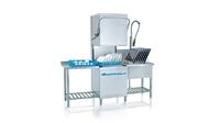 Meiko Pass Thru Dishwasher DV80.2Gio 3ph 635x750x1470