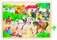 Horse Show Puzzle (P/Sng Min 1)