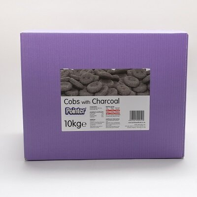 Pointer Charcoal Cobs 10kg
