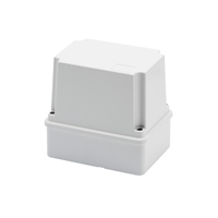 Gewiss Plain IP56 PVC Enclosure 120x80x120