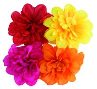Artificial Flower Dahlia - Mixed Colours
