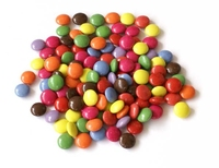 PRO RANGE MINI CHOCO BEANS 640 Grams