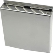Wall Fix Knife Box S/S 300 x 300mm