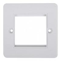 Triax White Bevel Edge Full Module (304232)