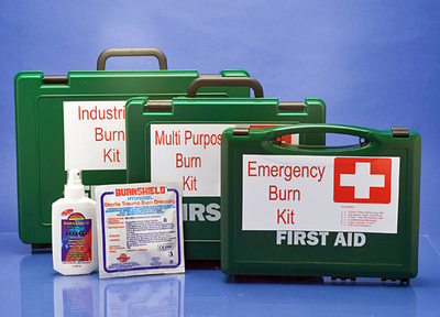First Aid Burn Kit Size 1